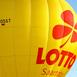Lotto Ballon fertig zum Start